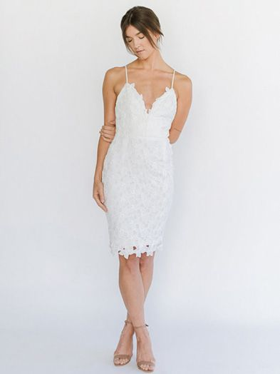 Truvelle Daphne Midi Dress