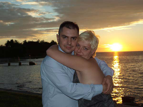 Bruna Rodman i Damir Habuš