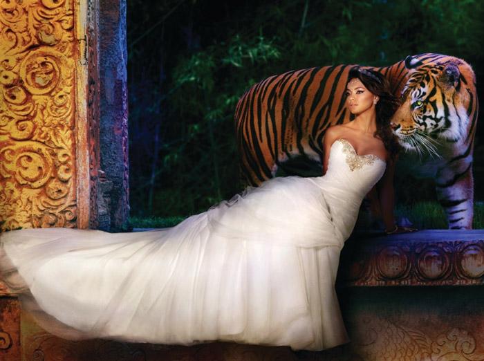 Disney vjenčanica - Jasmine