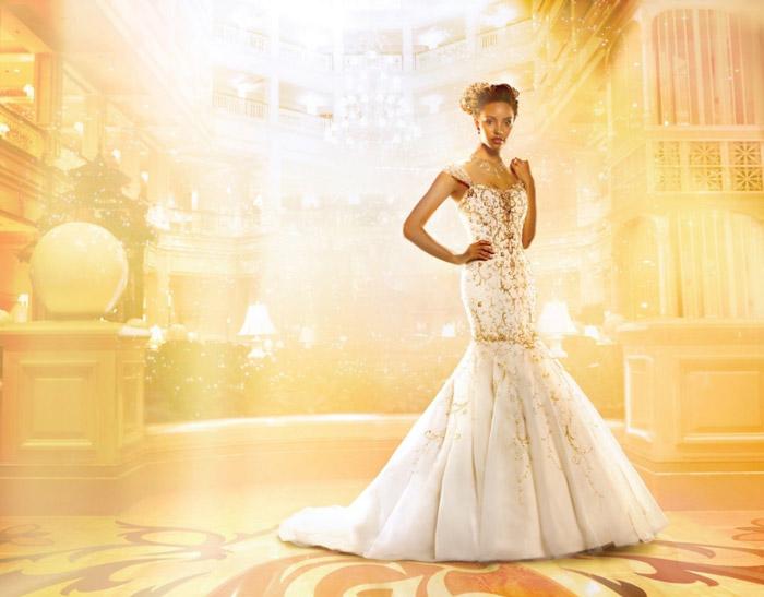 Disney vjenčanica - Princeza Tiana
