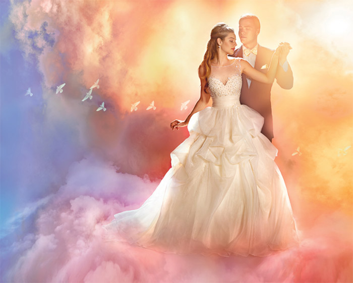 Disney vjenčanica - Trnoružica