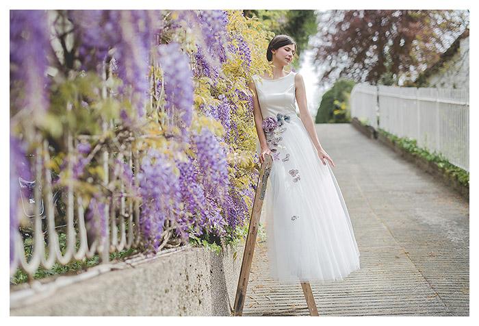 Vjenčanice Sandre Haddad za proljeće/ljeto 2016.