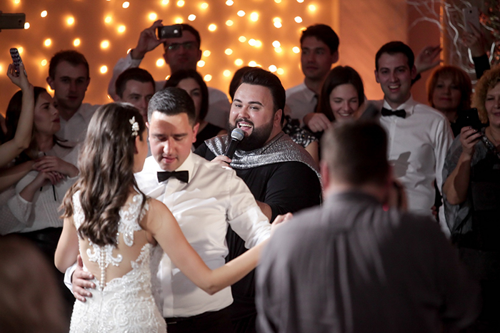 Wedding City i Jacques crashali svadbe