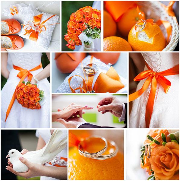 Narančasto vjenčanje
