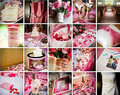 Ružičasto vjenčanje