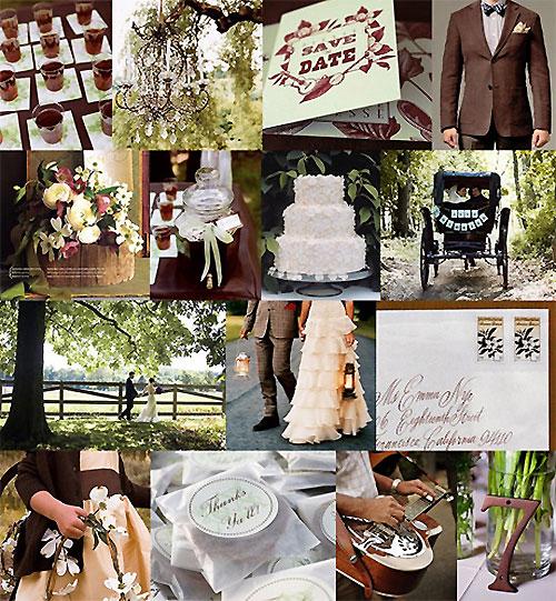 Smeđe vjenčanje