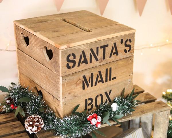 Kutija za pisma Djedu Mrazu