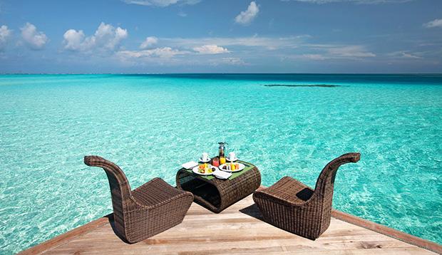 Doručak za dvoje na plaži