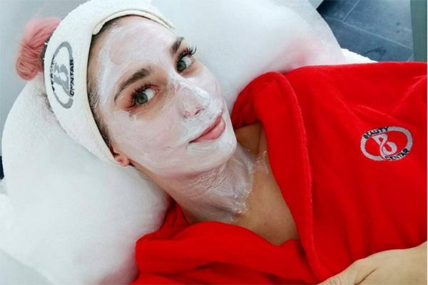 Tretman lica u Beauty centru Božica