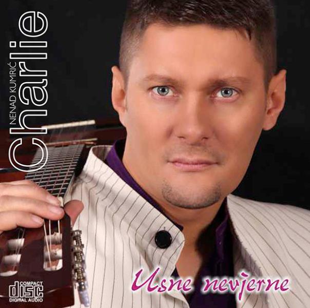 Nenad Kumrić Charlie i njegov novi album u izdanju Croatia Recordsa