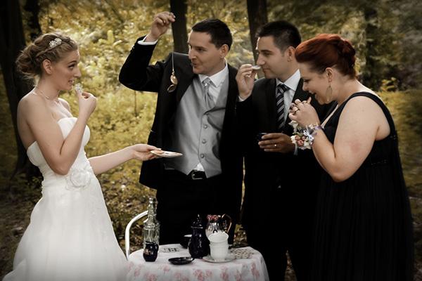 Fotqa studio za snimanje vjenčanja