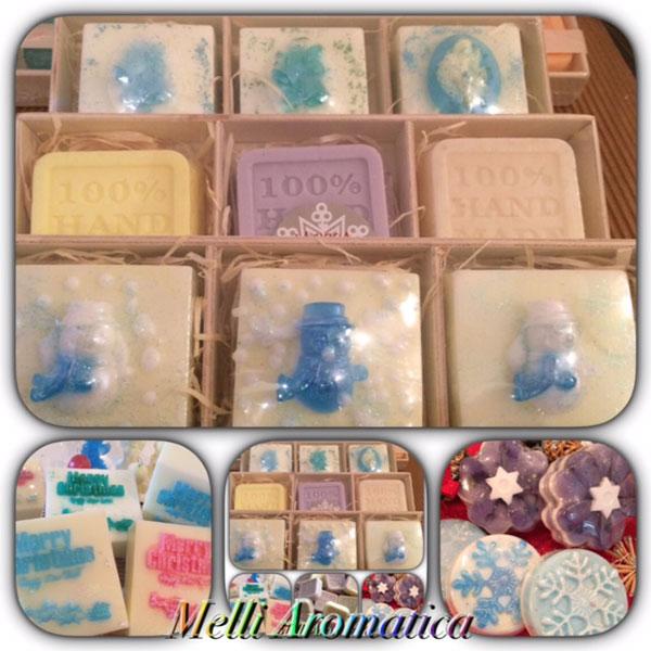 Melli Aromatica sapuni za krstitke