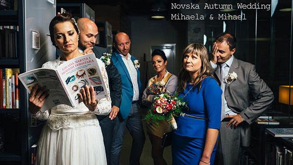 Tomo Bagarić vjenčanje