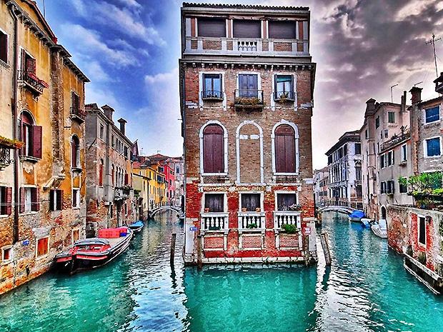 Kanal u Veneciji