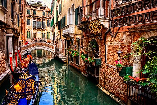 Ljepote bajkovite Venecije