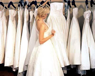 Traženje savršene vjenčanice