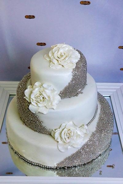 Svadbena torta pekare i slastičarnice Concettino