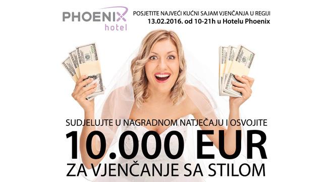 Nagradna igra Osvoji 10 000 eura