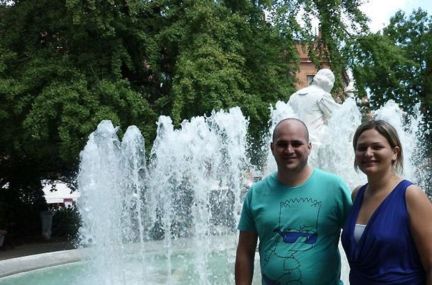 Tamara Kišiček & Goran Varović