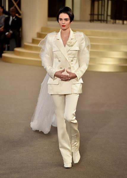 Karl Lagerfeld vjenčanice Kendal Jenner