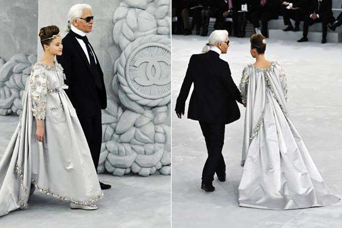 Karl Lagerfeld vjenčanice