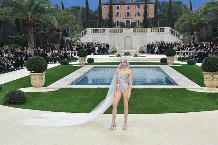 Karl Lagerfeld vjenčanice kolekcija proljeće 2019
