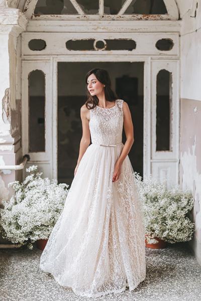 Proljetne vjenčanice Sandre Haddad