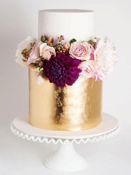 Žive boje na torti