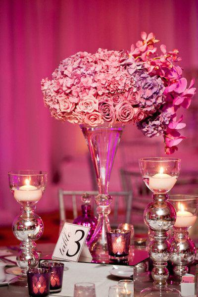 Cvjetni aranžman na vjenčanju