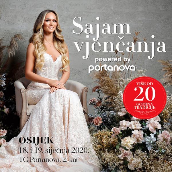 Sajam vjenčanja Osijek 2020