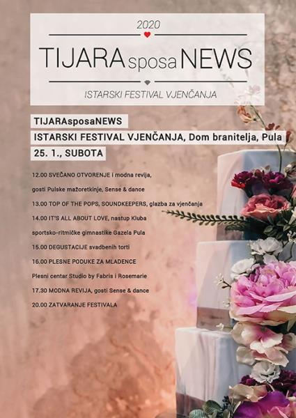 Istarski Festival Vjenčanja TIJARAsposaNEWS subota