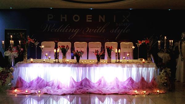 10. kućni sajam vjenčanja hotela Phoenix