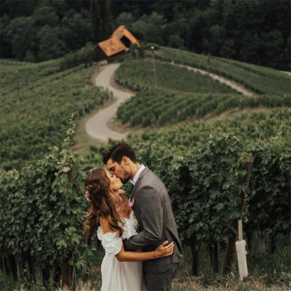 Luka Šulić i Tamara Zagoranski vjenčanje