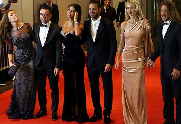 Leo Messi i Antonela Roccuzzo vjenčanje
