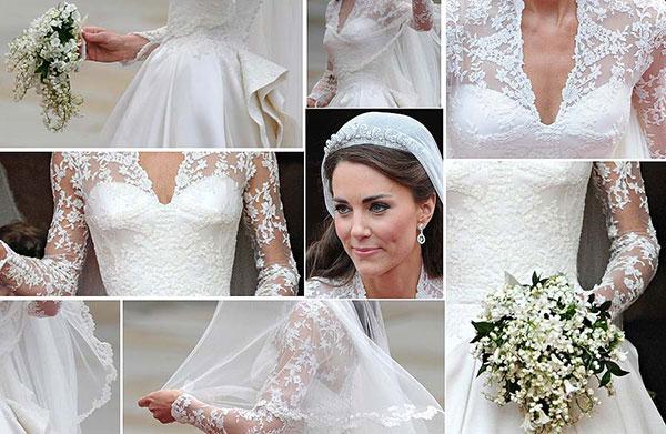 Vjenčanica Kate Middleton