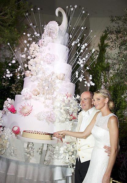 Princ Albert od Monaka i Charlene Wittstock