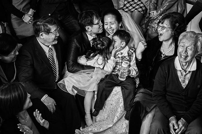 Najbolja fotografija vjenčanja 2015. iz kategorije Djeca