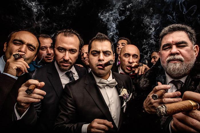Najbolja fotografija vjenčanja 2015. iz kategorije Portreti