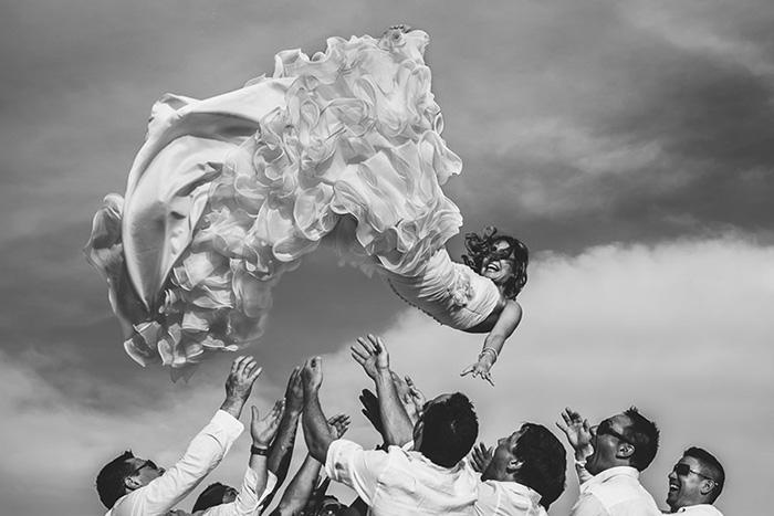 Najbolja fotografija vjenčanja 2015. iz kategorije Pravi trenutak