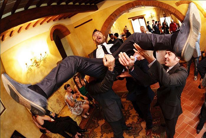 Najbolja fotografija vjenčanja 2015. iz kategorije Zabava