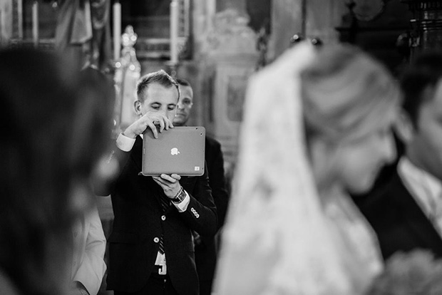 Slika koja se sve češće vidi na vjenčanjima